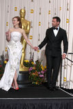Hugh Jackman,Nicole Kidman Royalty Free Stock Photography