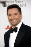 Hugh Jackman. At the 5th Annual `A Fine Romance` Benefit held at the Fox Studio Lot in Hollywood, California, United States on May 1, 2010 Stock Image