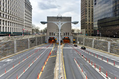 Hugh L. Carey / Brooklyn Battery Tunnel Stock Images