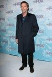 Hugh Laurie Royaltyfria Foton