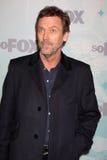 Hugh Laurie lizenzfreie stockbilder