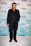 Hugh Laurie. LOS ANGELES - JAN 11: Hugh Laurie arrives at the FOX TCA Winter 2011 Party at Villa Sorriso on January 11, 2011 in Pasadena, CA stock image