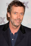 Hugh Laurie. LOS ANGELES - JAN 11: Hugh Laurie arrives at the FOX TCA Winter 2011 Party at Villa Sorriso on January 11, 2011 in Pasadena, CA stock photography