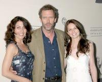 Hugh Laurie, Jennifer Morrison, Lisa Edelstein Imagenes de archivo
