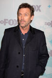Hugh Laurie. LOS ANGELES - JAN 11: Hugh Laurie arrives at the FOX TCA Winter 2011 Party at Villa Sorriso on January 11, 2011 in Pasadena, CA royalty free stock images