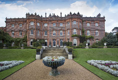 Hughenden Manor front view Stock Photo