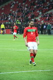 Hugo Almeida (Besiktas Istanbul) Royalty Free Stock Photo