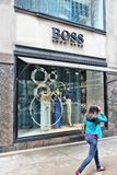 Hugo Boss Photographie stock