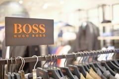 Hugo Boss Στοκ Φωτογραφίες
