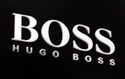 Hugo Boss στοκ εικόνα