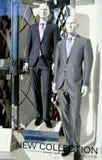 Hugo Boss fashion shop in Italy