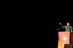 Hugo Chavez foto de archivo libre de regalías