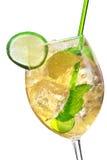 Hugo Cocktail royalty-vrije stock afbeelding