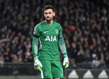 Hugo Lloris Immagine Stock