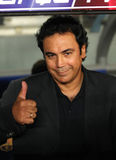 Hugo Sanchez Mexican Coach Royalty Free Stock Photography