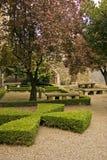 huguenot kyrkogård Arkivfoto