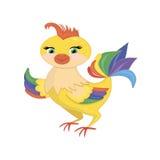 Huhn. Stockbild