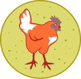 Huhn lizenzfreie abbildung