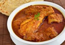 Huhn-Curry Lizenzfreies Stockbild