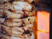 Huhn Doner Kebab Stockbilder