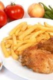 Huhn-Grill Stockfotos