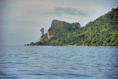 Huhn-Insel, 2007 Stockfotografie