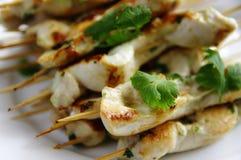 Huhn Kebab Lizenzfreie Stockbilder