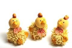 Huhn Ostern Stockbild