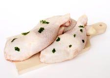 Huhnfleisch Stockbild