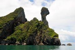 Huhninsel Lizenzfreies Stockbild