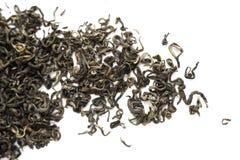 Hui chinois de lianghe de thé vert longtemps Image libre de droits