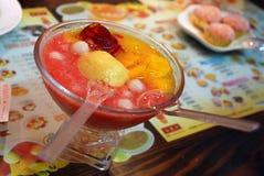 Hui Lau Shan dessert Royalty Free Stock Image