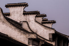 Hui style building royalty free stock images