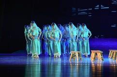 "Huian women -Dance drama ""The Dream of Maritime Silk Road"" Stock Image"