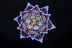 Huichol degli artigianato Fotografie Stock Libere da Diritti