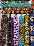 Huichol di Arte Fotografia Stock Libera da Diritti