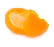 Huid van mandarine Stock Afbeelding