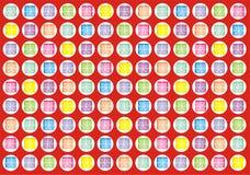 Huidig net Stock Fotografie
