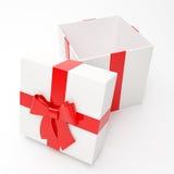 Huidige doos Stock Afbeeldingen