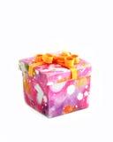 Huidige geïsoleerdee doos Stock Afbeelding