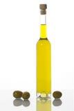 Huile d'olive photo libre de droits