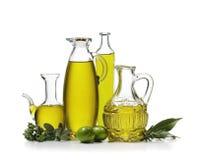 Huile d'olive 8 Photos libres de droits