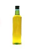 Huile d'olive d'or Photographie stock libre de droits