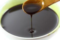 Huile de graine de citrouille Photo stock