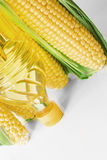 Huile de maïs Images libres de droits
