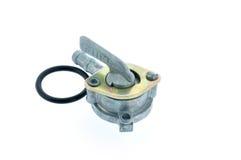 Huile de valve de moto Image libre de droits