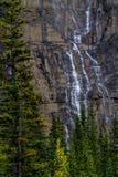 Huilende muur, het Nationale Park van Banff, Alberta, Canada Royalty-vrije Stock Afbeelding
