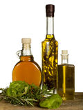 huilez l'olive Photos stock