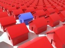 Huis 2 Vector Illustratie