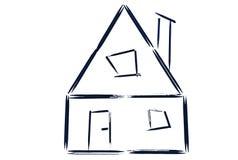 Huis Stock Foto